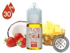 S.C.P. by Nude Premium Ejuice Salts 30ml